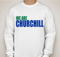 WE ARE CHURCHILL