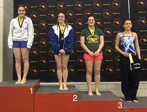 Dive States podium 3