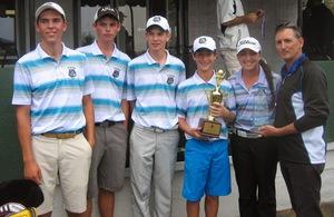 Golf Team Districtrev