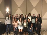 Girls JV Soccer Dec 2017