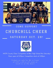 CHURCHILL CHEER-2