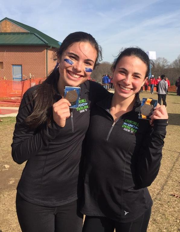 XC Srour Reicin State Medals