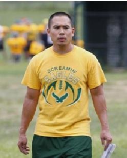 Varsity Football coach