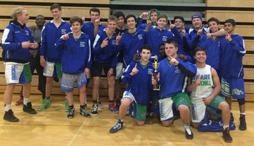 JV Jaguar Duals Win