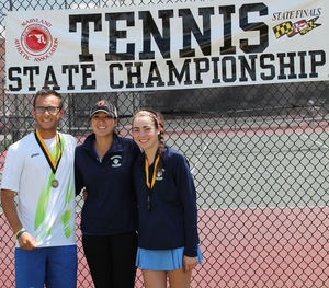 tennis mixed doubles with coached 5